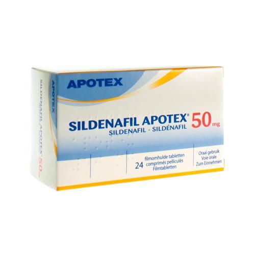 Sildenafil Apotex Review
